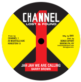 Barry Brown - Jah Jah We Are Calling / Take Your Time (Channel One / DKR) US 10""